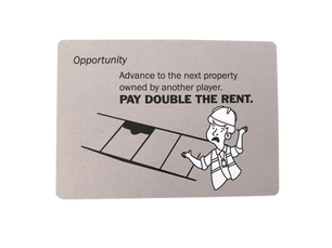 Opportunity Card: Warehouse Worker