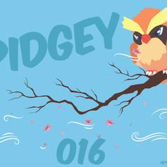 Pokemon: Pidgey
