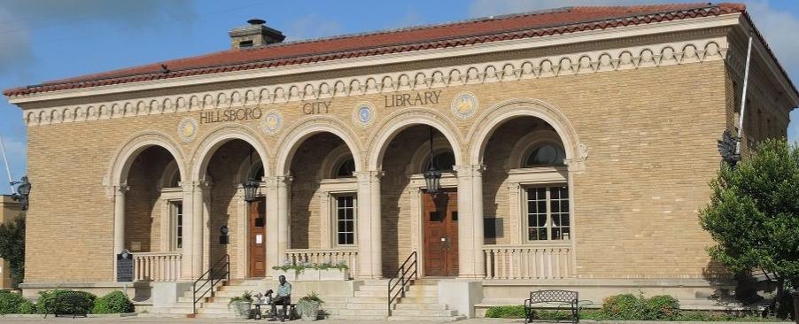 Hillsboro City Library