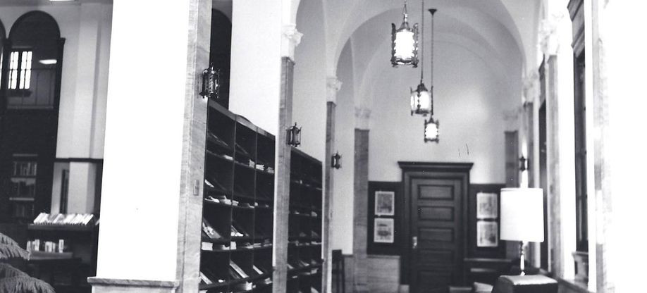 Library Lobby