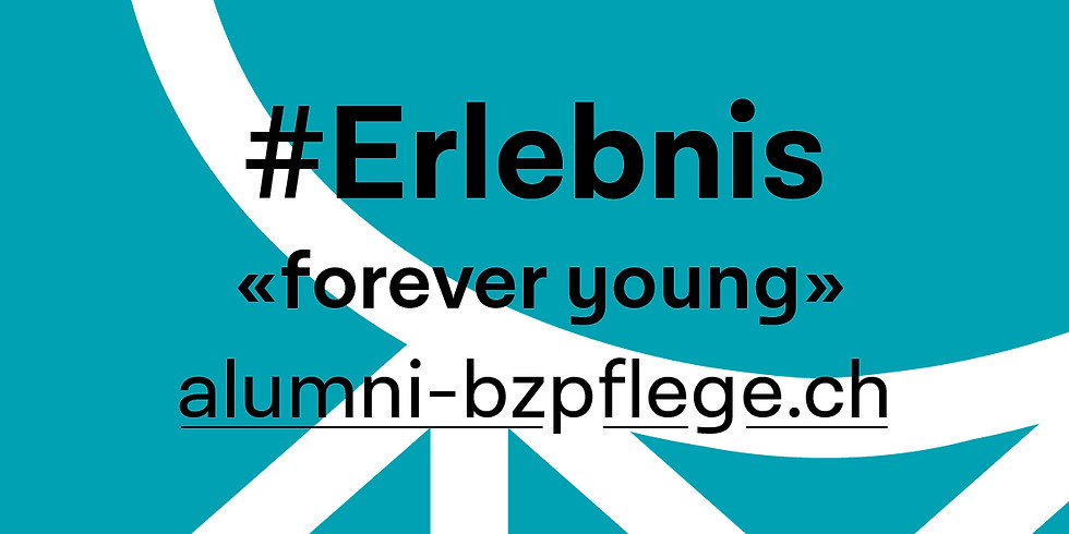 #Erlebnis: forever young