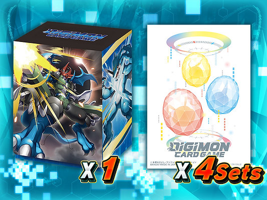 DIGIMON - PLAY-AT-HOME TOURNAMENT KIT