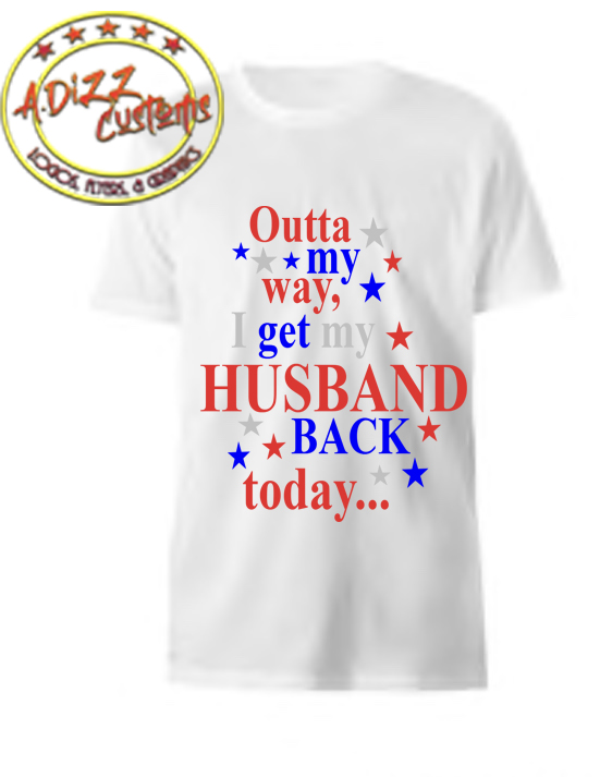 Vet's Family Shirt   Adult