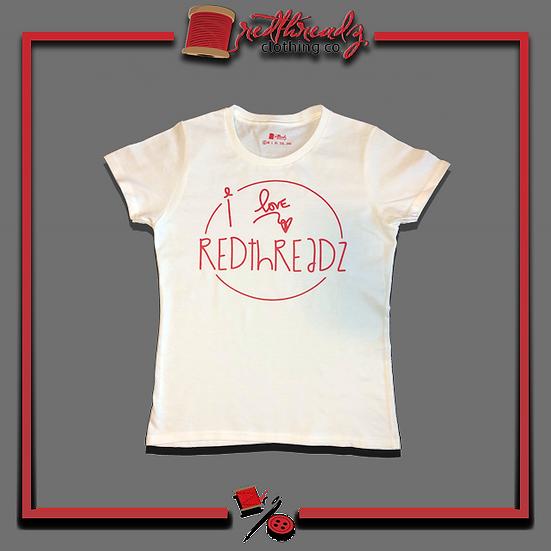 I <3 RedthreadzTee | Women's