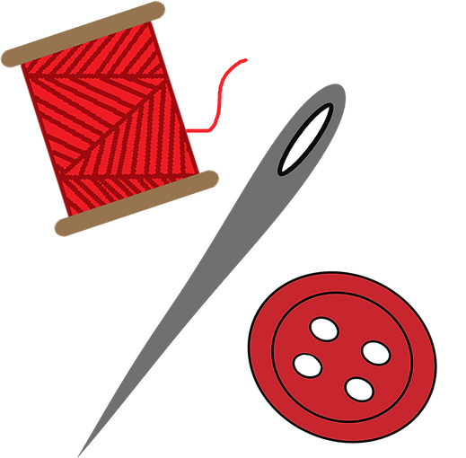 redthreadz spool, button, needle.png