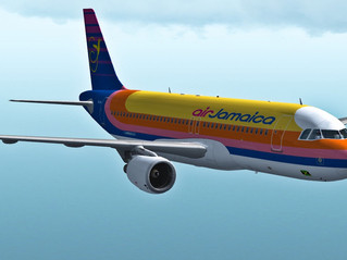 Simply The Best... My Air Jamaica Story