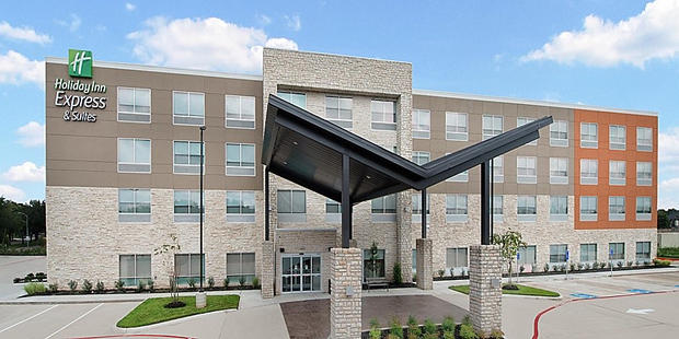 Holiday Inn & Suites Express Missouri City