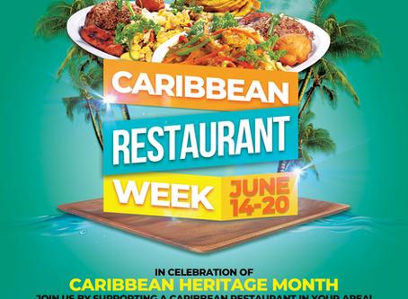 Caribbean Restaurant Week: Restaurant Partners