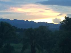 Hills in Jamaica