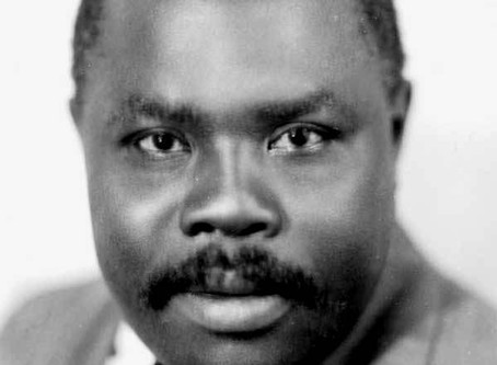 Fight Like Marcus Garvey