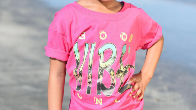 Vibes Kids pink