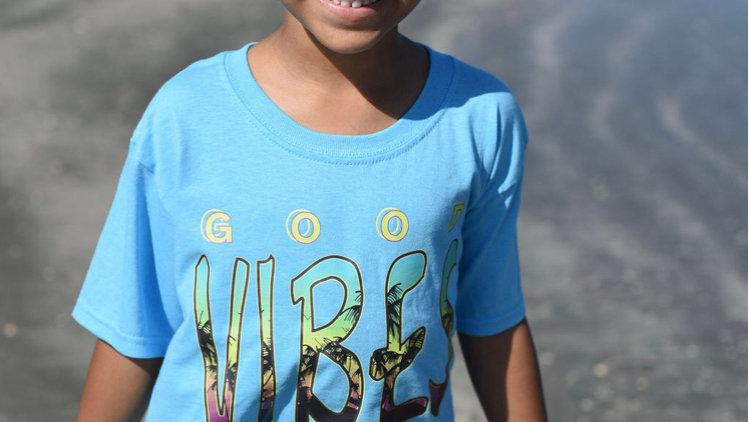 Vibes kids blue