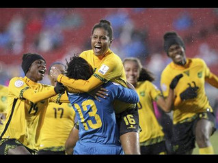 JamaicaReggae Girls Are World Cup Bound