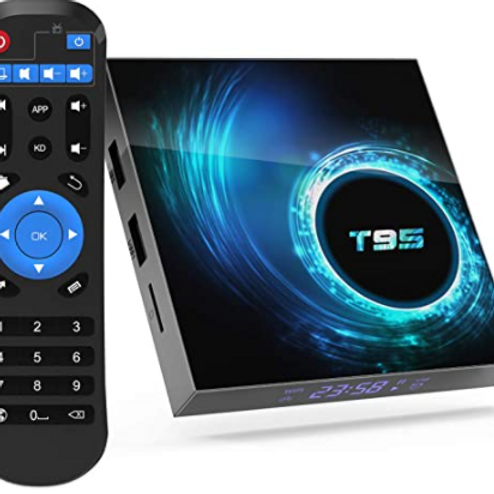 T95 Android 10.0 TV Box 4GB 32GB
