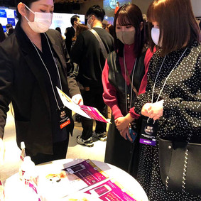 「Weibo Account Festival in Tokyo 2020」に出展