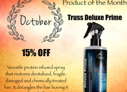 Fabio's favorite product of the month: Truss Deluxe Prime