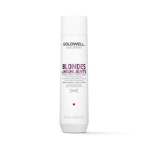 Goldwell Dualsenses Blondes & Highlights Shampoo 300ml/ 10 oz