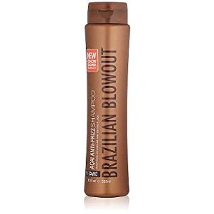 Brazilian Blowout Açai Anti-Frizz Shampoo, 350 ml/ 12 oz.