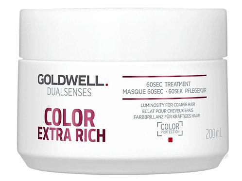 Goldwell GW Dualsenses Color Extra Rich 60-sec Treatment 200ml