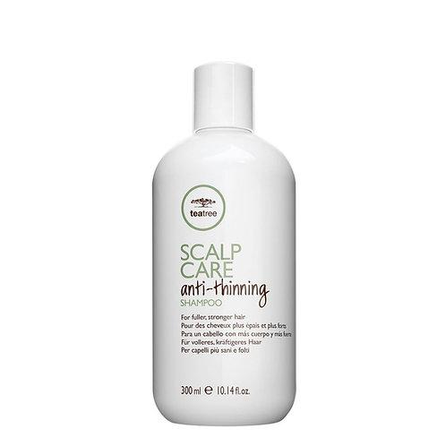 Paul Mitchell Tea Tree Scalp Care Anti Thinning Shampoo, 10.14 oz.