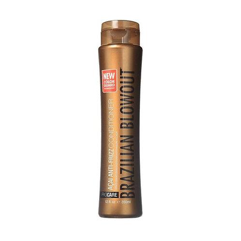 Brazilian Blowout Açai Anti Frizz Conditioner, 350 ml/ 12 oz