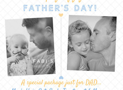 The perfect gift for FATHER'S DAY!