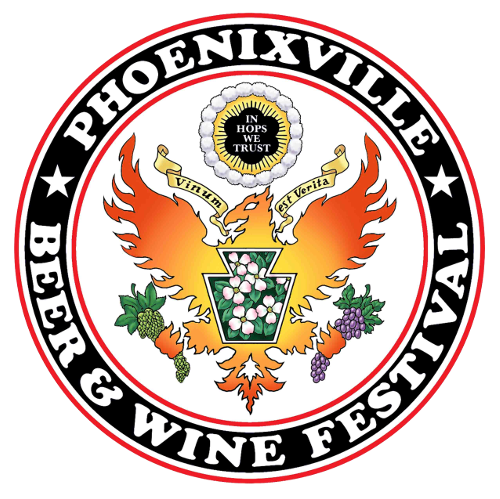 We will be at the Phoenixville Beer and Wine Festival