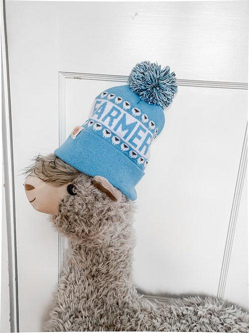 Farmer Winter Hat