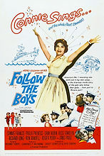 """Connie Francis """"Follow The Boys"""""""