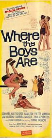 "Connie Francis ""Where The Boys Are"""