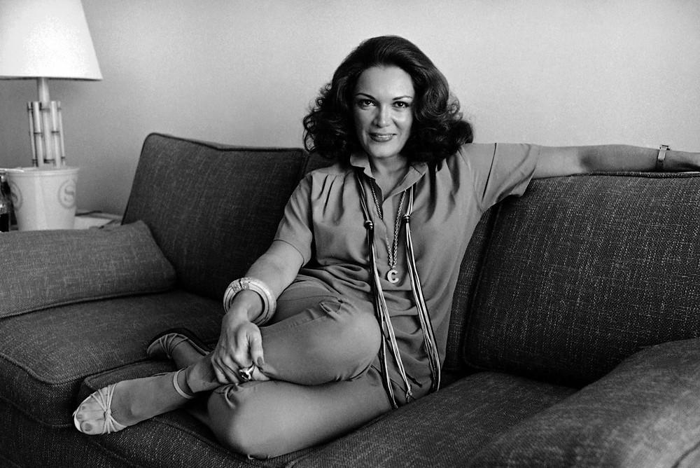 Connie Francis, Los Angeles, Nov. 27, 1978