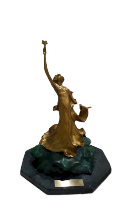 """Yaacov Heller - designed """"Flossy Award"""""""