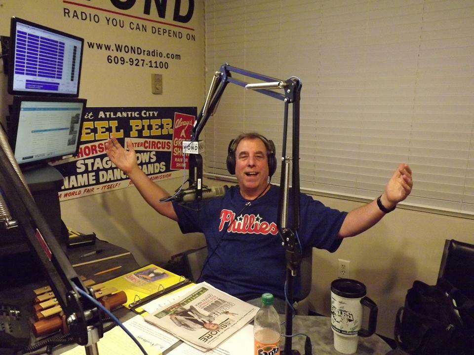 Connie Francis Interview on WOND 1400 AM Radio