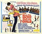 "Connie Francis ""When The Boys Meet The Girls"""