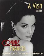 Connie Francis on Baltimore Net Radio