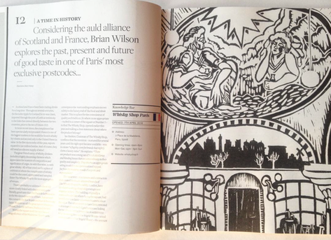 The Angel's Share, Paris - Whiskeria Magazine