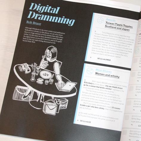 Digital Dramming - Whiskeria Magazine