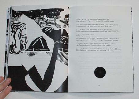Electrola by Lucian Moriyama - Beaumont Press