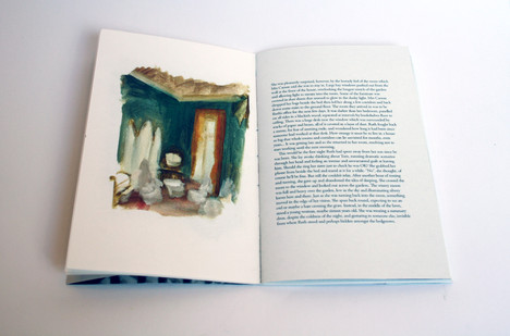 The Gloaming - Illustrated Short Story