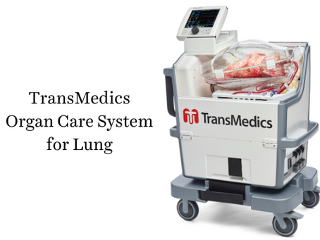 "Temple Utilizing Innovative Technology to Transport ""Breathing Lungs"" for Transplant"