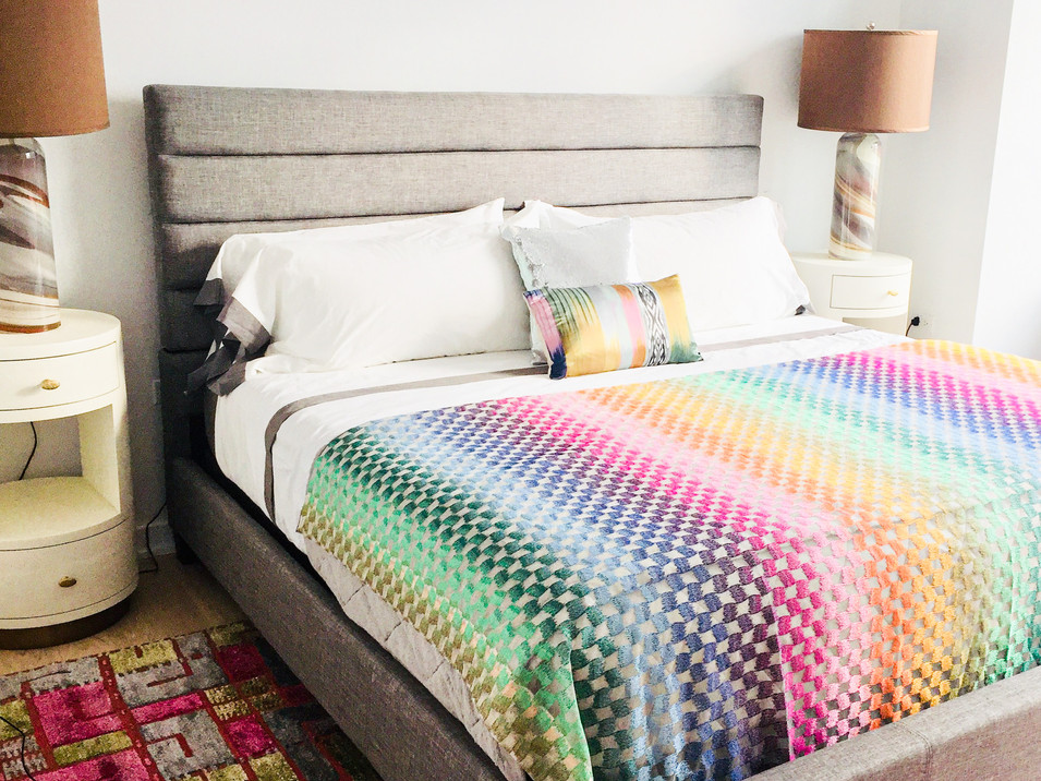 Custome Missoni Bedding