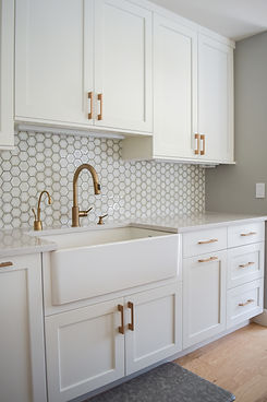 Clean and Chic Kitchen