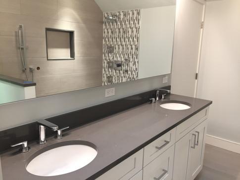 Brightened Bathrooms