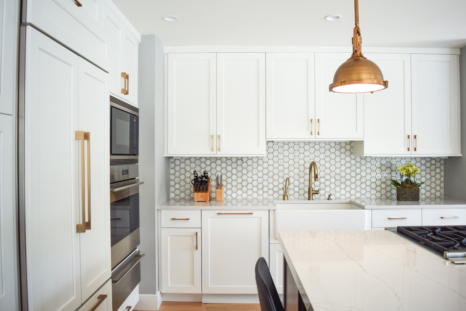 Hamptons Clean & Chic Kitchen