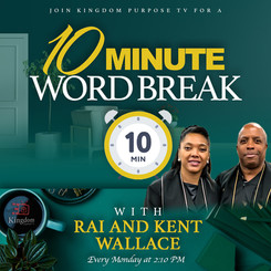 Rai and Kent Wallace - 10 Minute Word Br