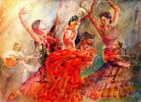 flamenco heat