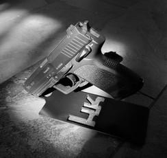 HD gun stand