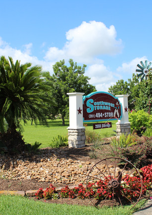 Southwest Storage Front Entrance Sign.JP