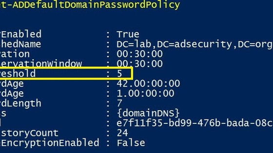Trimarc Research: Detecting Password Spraying with Security Event Auditing