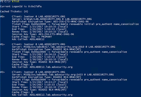 Trimarc Research: Detecting Kerberoasting Activity
